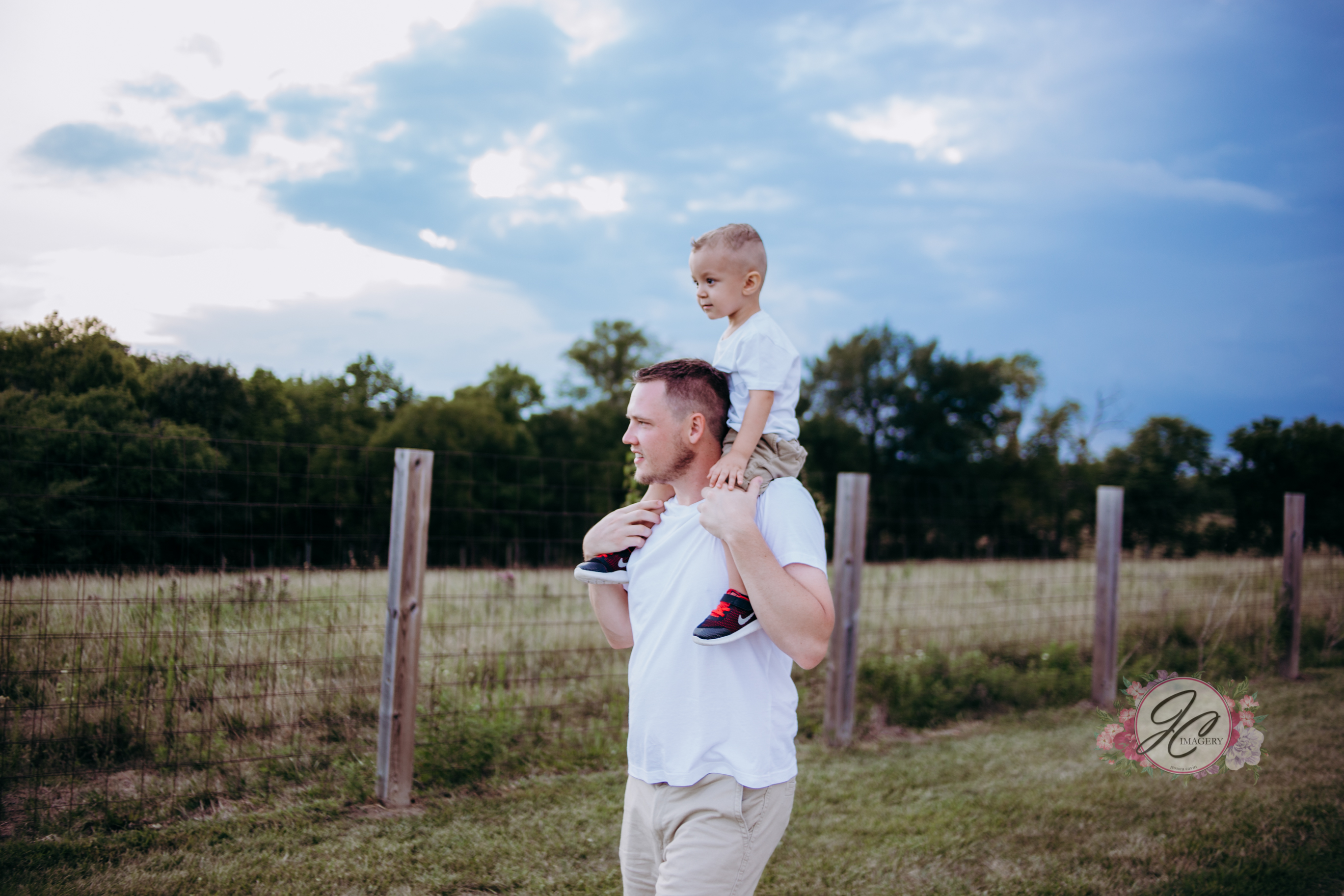 Kansas City Family Photographer - Je