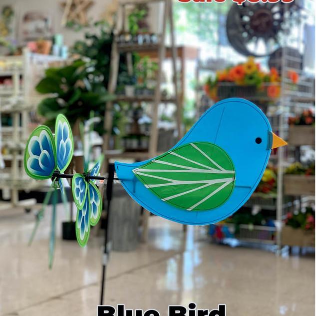 Blue Bird Wind Spinner.JPG