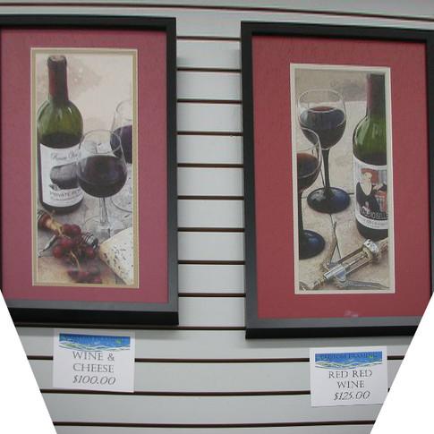Ben Franklin -Grass Valley Frame Shop