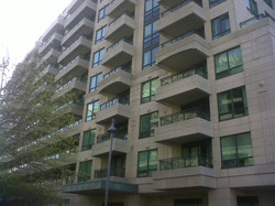 Brookfield balcony work
