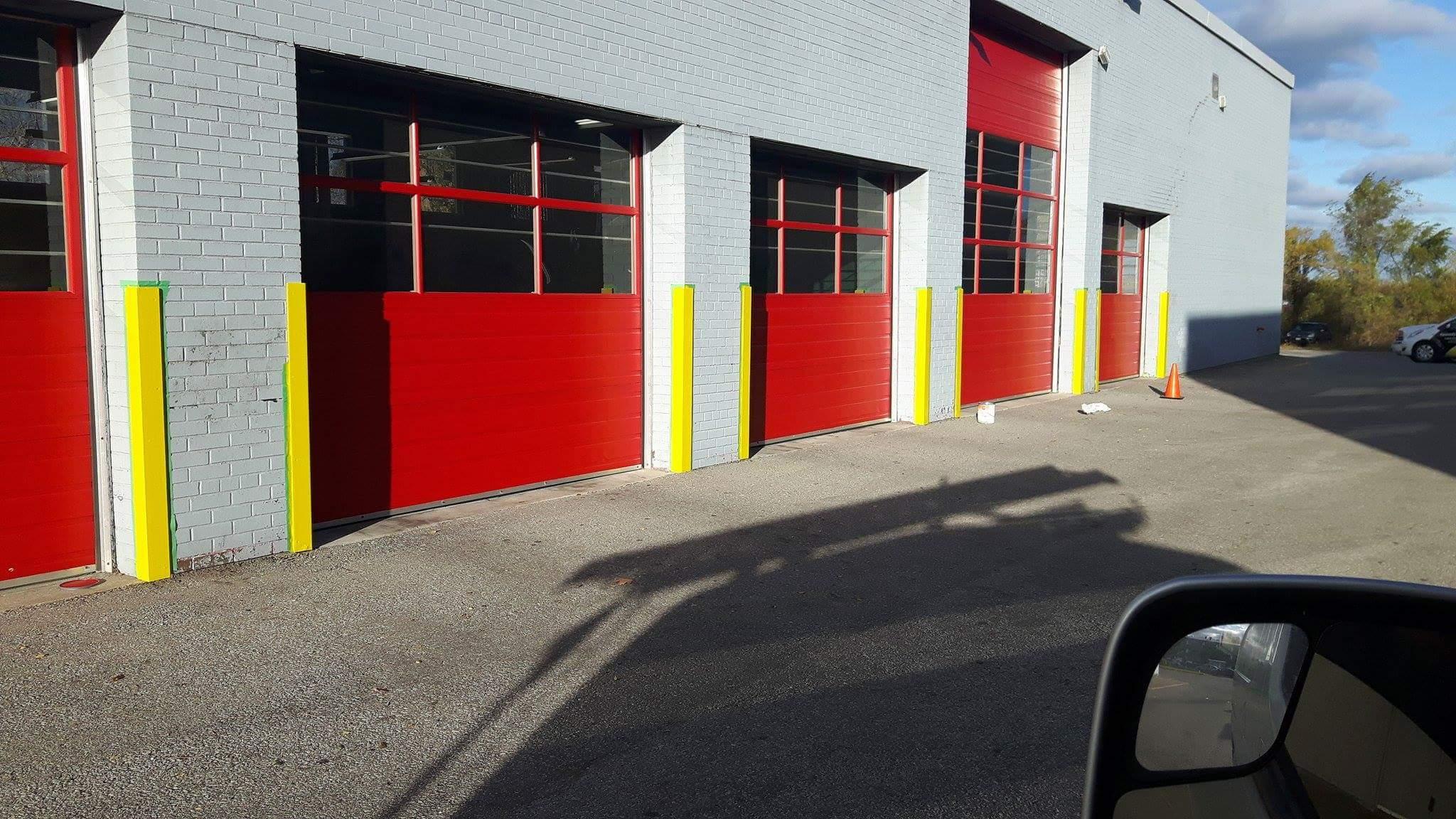 Garage Doors & Docks