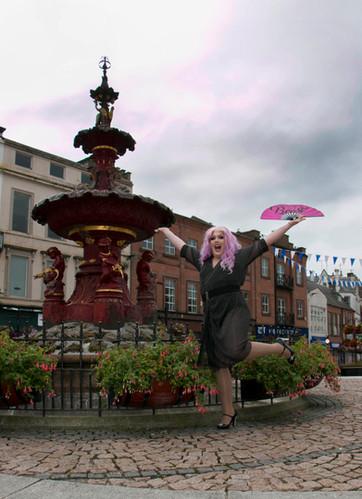 Fountain, Dumfries