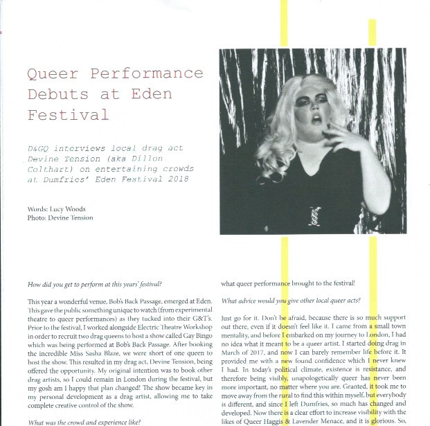 'The Queerier': Issue 2, September 2018