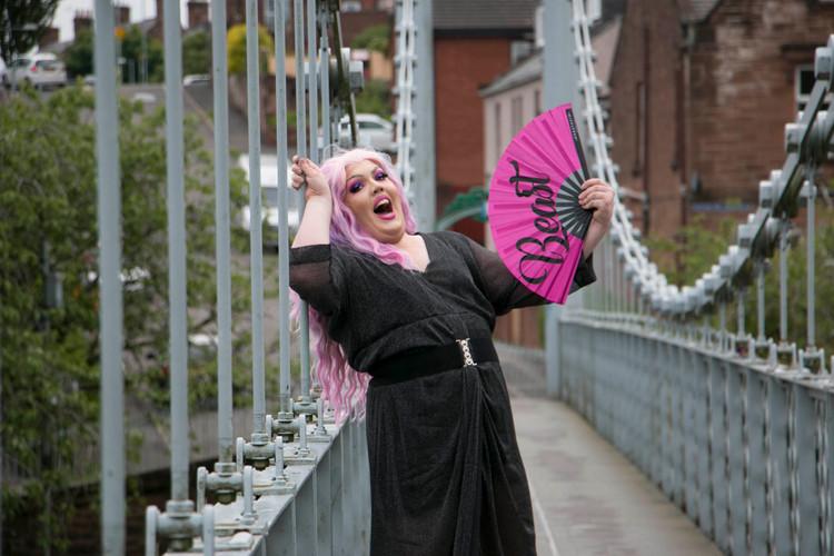 Suspension Bridge, Dumfries