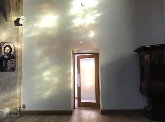 1 Door to Resurrection Chapel, photo U P