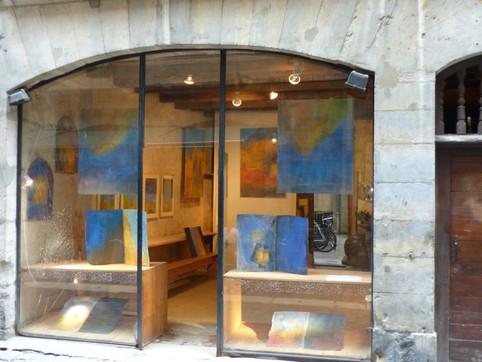 vue galerie Esteve exposition 2015