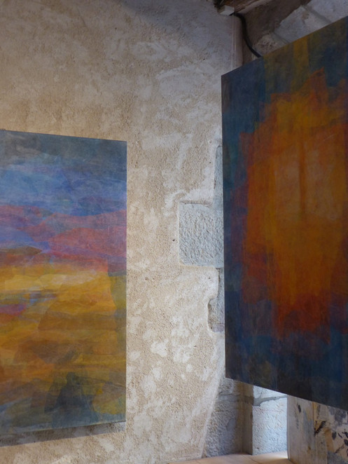 exposition galerie E. Esteve 2018-2
