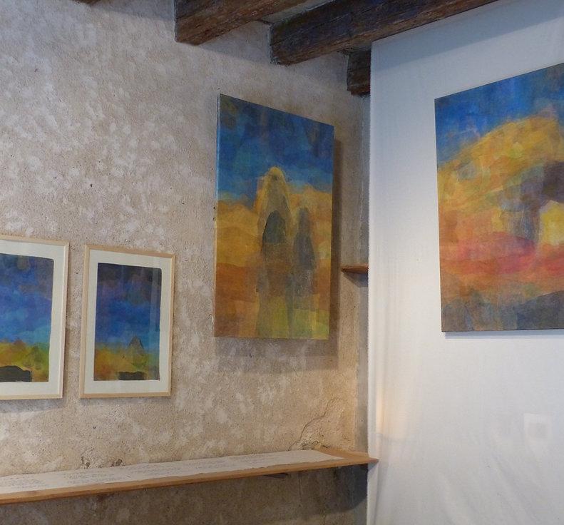 exposition Galerie Esteve 2015