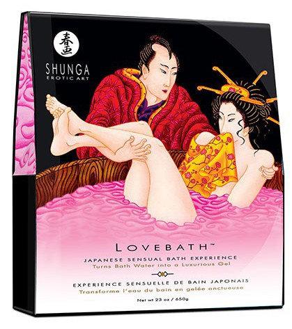 Bain Japonnais LoveBath - Fruit du Dragon