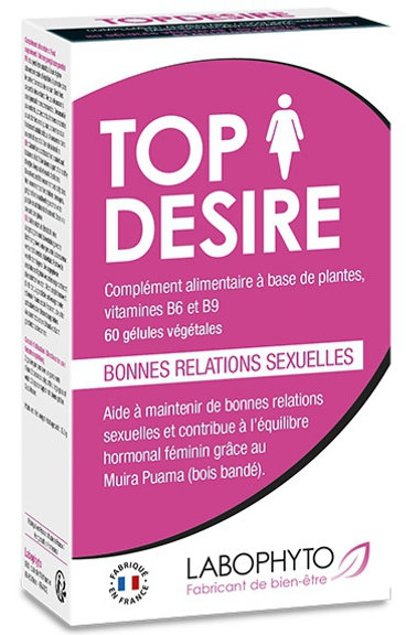 TopDesire (60 gélules)