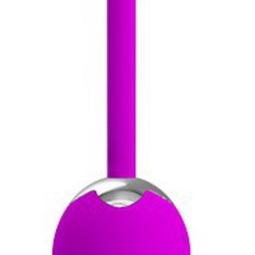 Boules de Geisha Vibrantes Werner Violettes - 3.4 cm