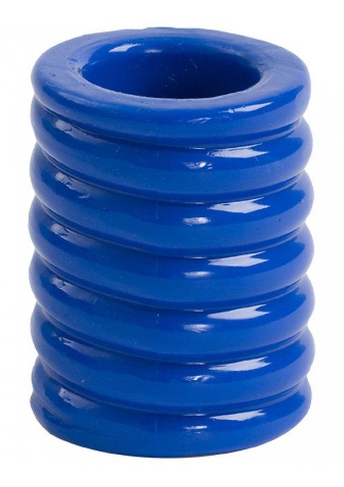 Ballstretcher Cock Cage 50mm Bleu