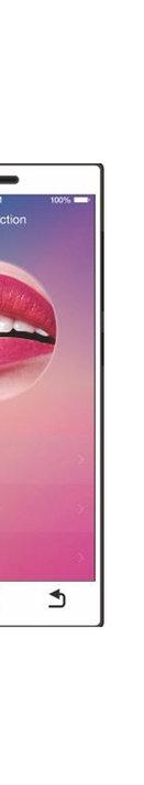 Boules de Geisha vibrantes Elvira 8 x 3.2 cm Rose