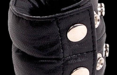 Ballstretcher rembourré 65mm Noir