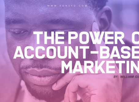 The Power of Account-based Marketing