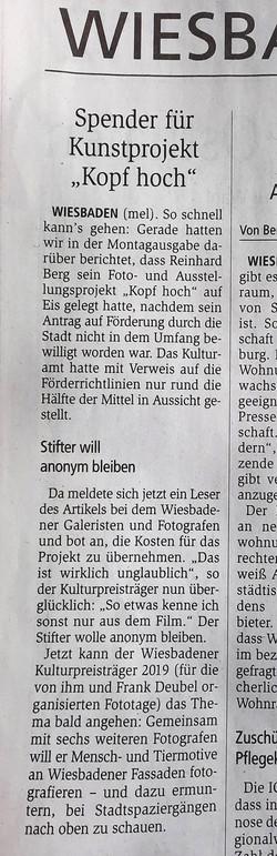 Presse Wiesbadener Kurier