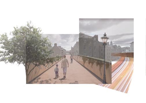 A New Bridge Street Walkway