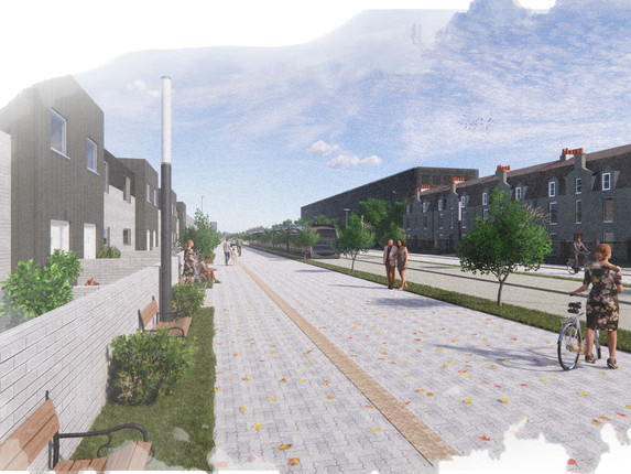 Aberdeen needs to build a transport strategy across the site that people will invest in.