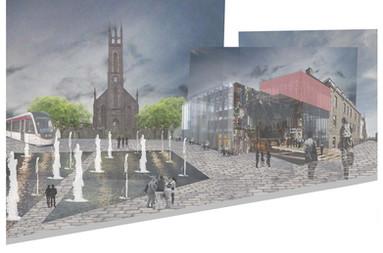 New Urban Plaza