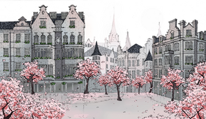 Blossoming City