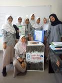"""DropBoxPlastic"" From bottle plastic to designed product..     Grade-8 #DesignClassroom   MYP Candidate-Islamic Village School"