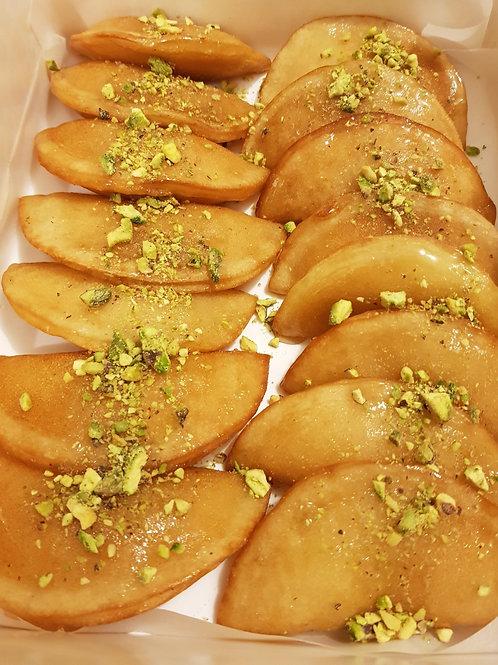 Katayef (Arabic Pancake)