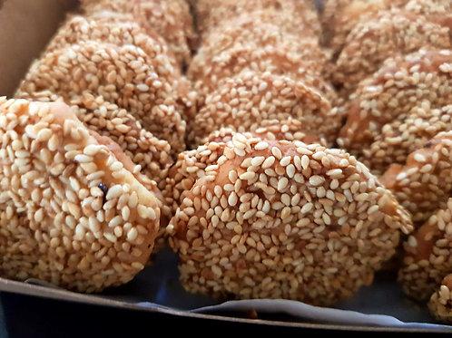 Sesame Cookies (Baraze) Box