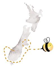 Lakes Honey New Zealand