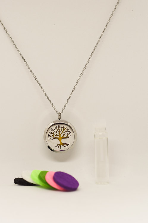 Lavender Scented Necklace