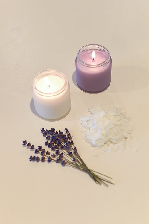 Lavender & Soy-wax Candle 65ml