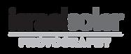 Israel Soler Photograhy Logo