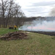 04-16-21 planted praire burn BG.