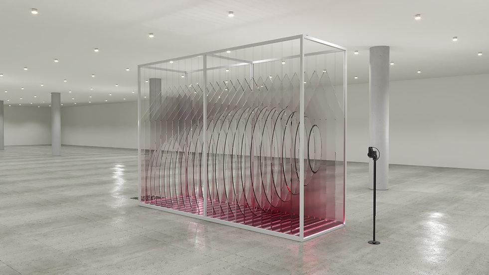 Community Center  - Art Installation Pho
