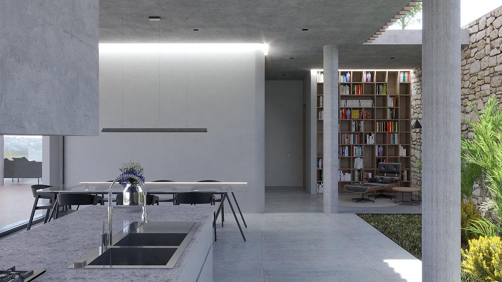 La Tranquila - Silent Architecture - Din