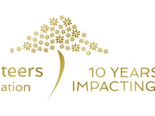 Volunteers Foundation 10th Anniversary!