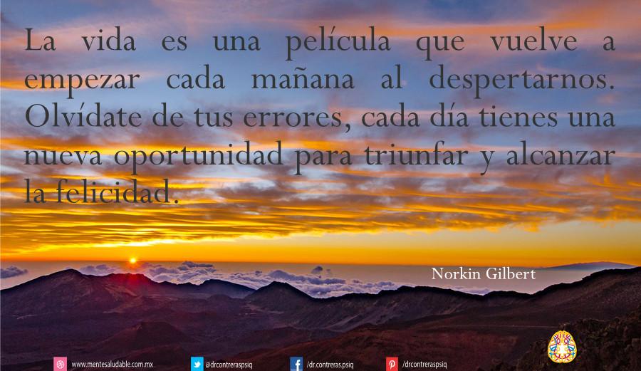 la_vida_empieza_cada_mañana_Norkin_Gilbe