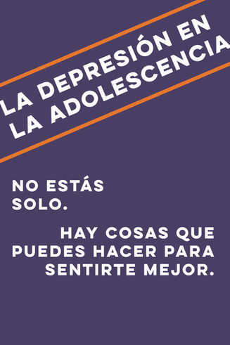La Depresion en la Adolescencia