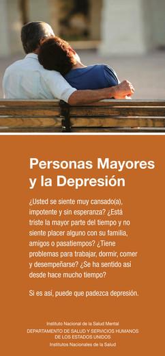 Personas mayores y depresión