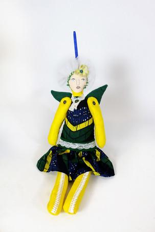 Angle Doll #4