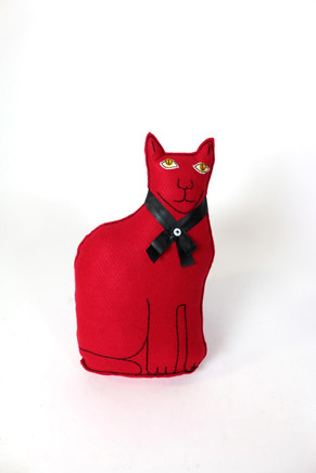 Rad Cat Doll