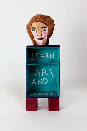 Learn Art Lady
