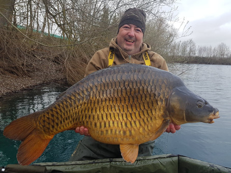 Catch Report for 9th - 16th of March 2019