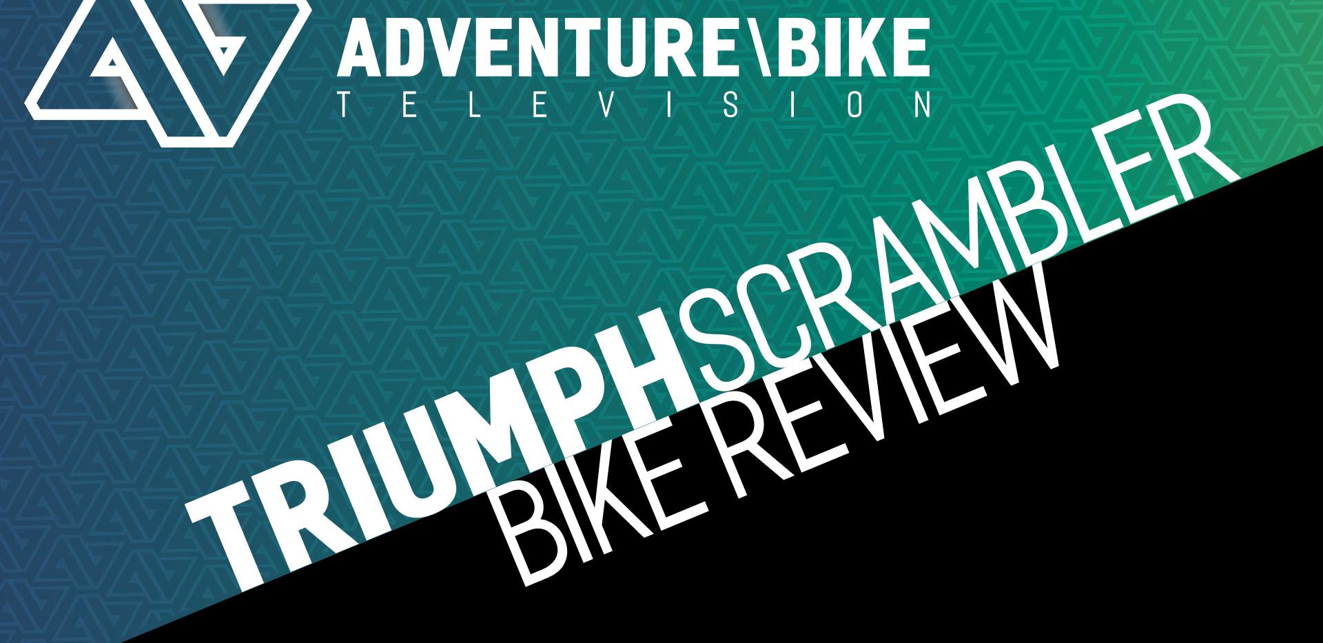 Triumph Scrambler 2015