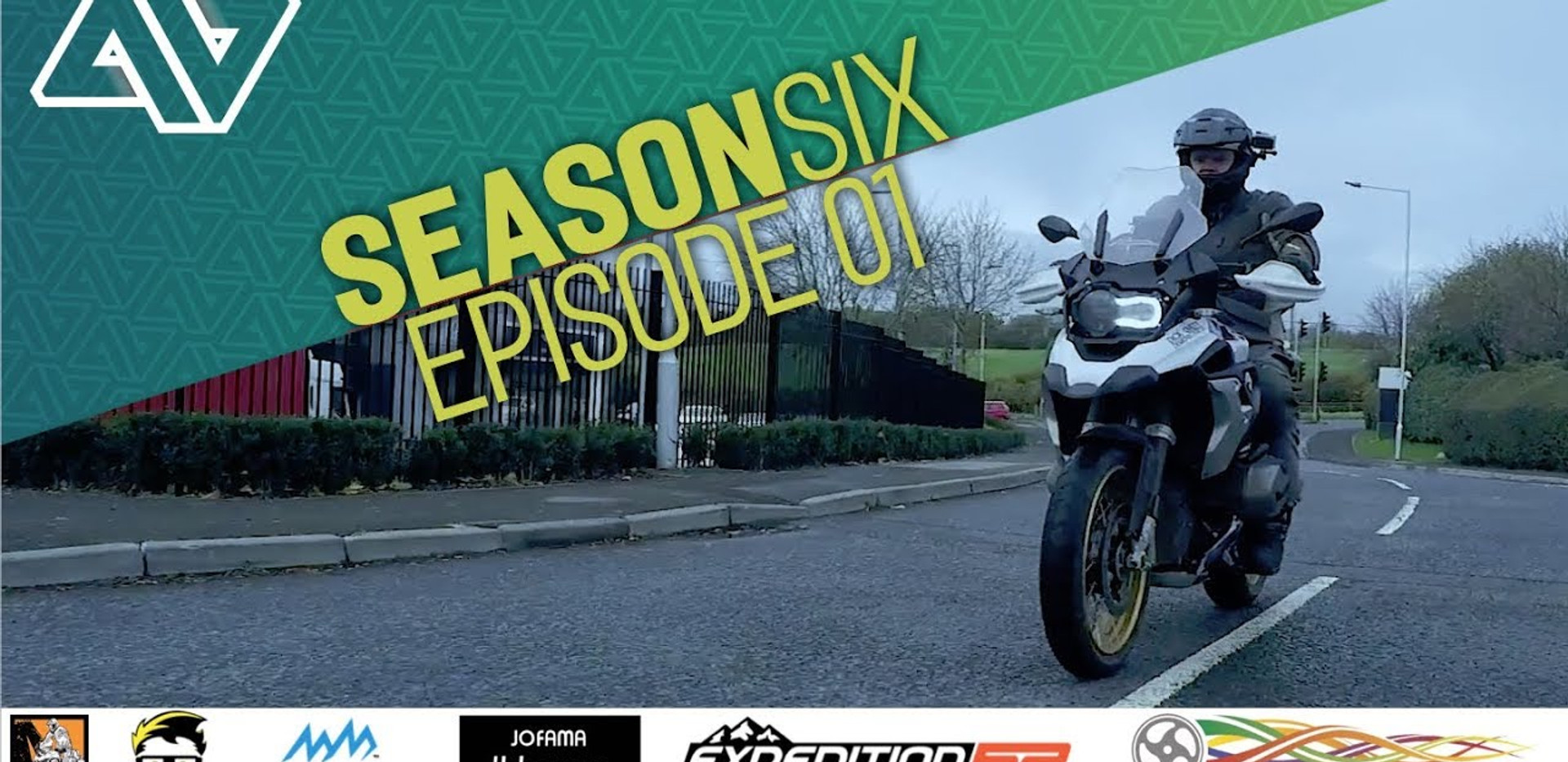 Adventure Bike TV, Seaons 6, Episode 1