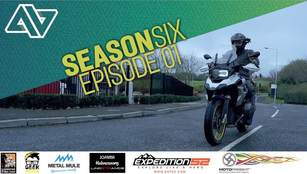 Adventure Bike TV, Seaons 6, Episode 1