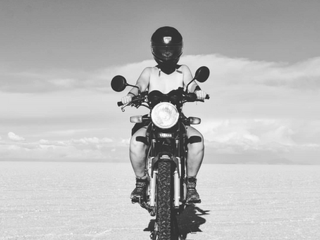 Remy Wesolowski: The makings of an Adventure Biker.