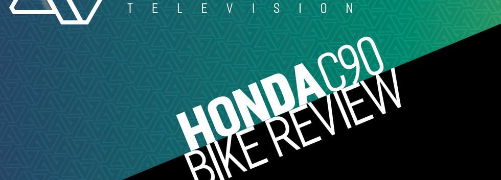 Honda C90 1989