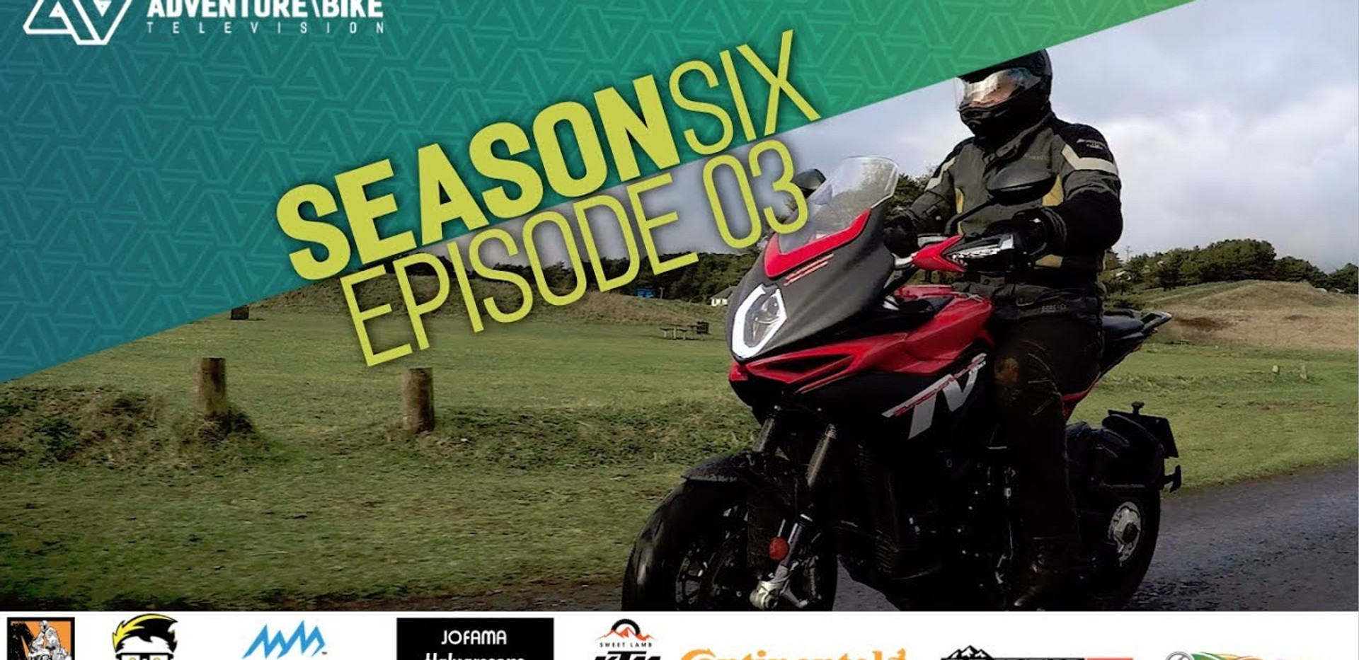 Adventure Bike TV, Seaons 6, Episode 3