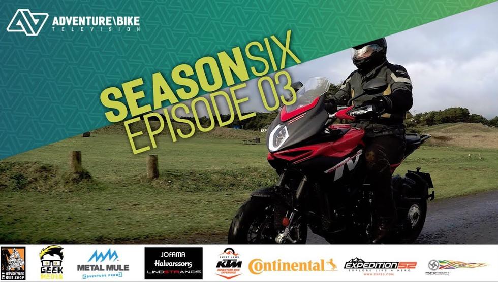 Adventure Bike TV, Seaons 6, Episode 3