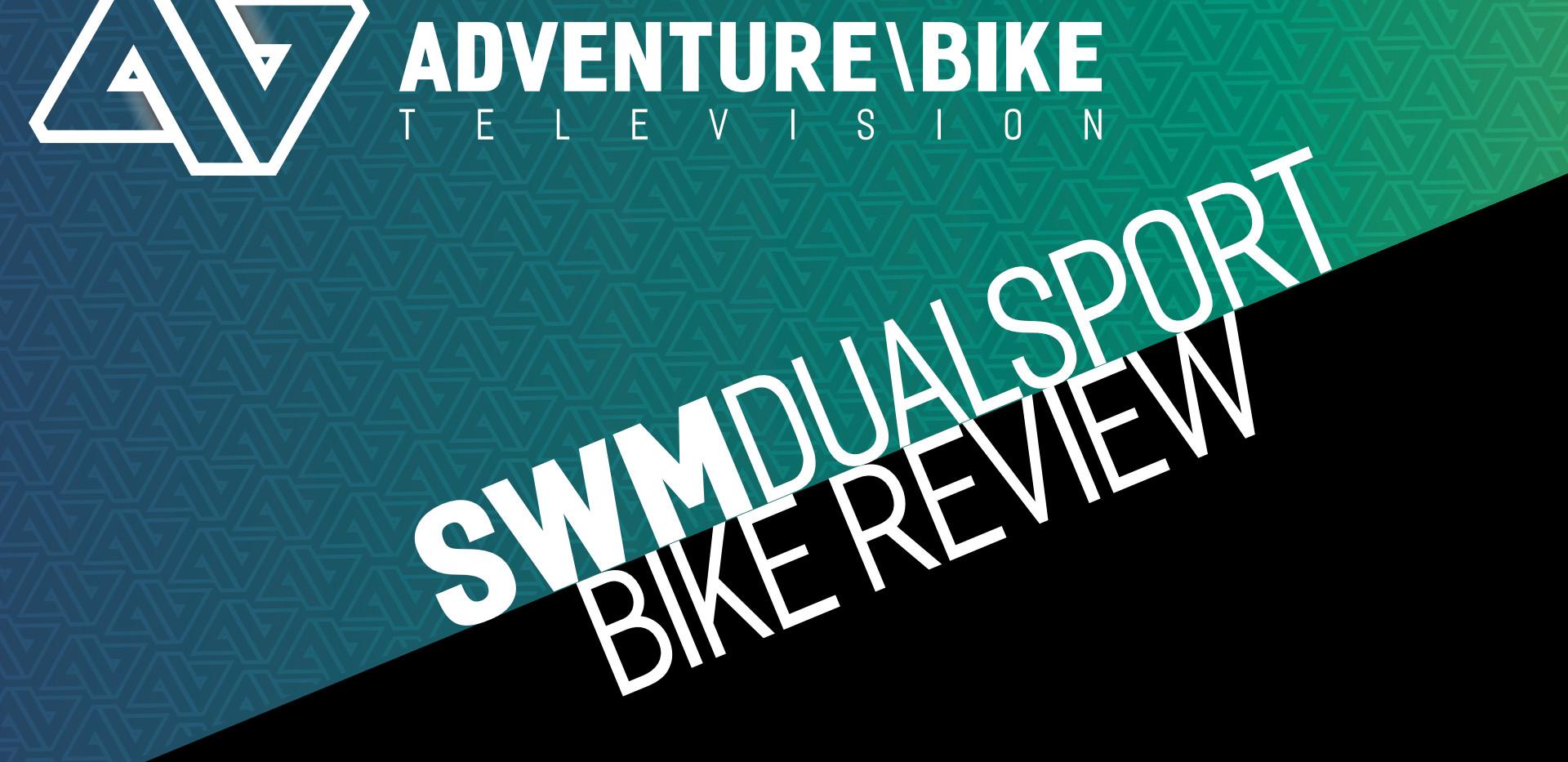 SWM Dualsport 2017